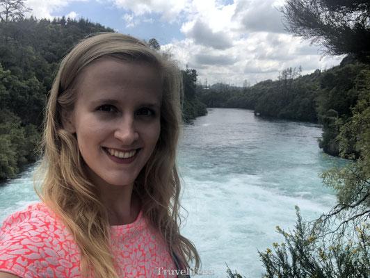 Huka Falls bezoeken