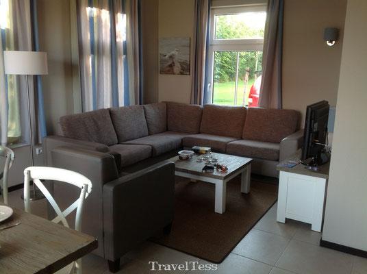 Huisje in Nieuwvliet-Bad Landal Park