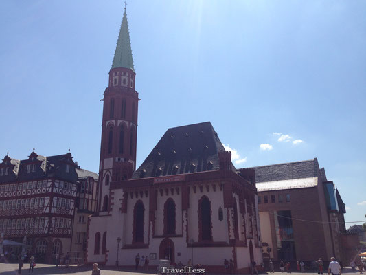 Römerberg Frankfurt