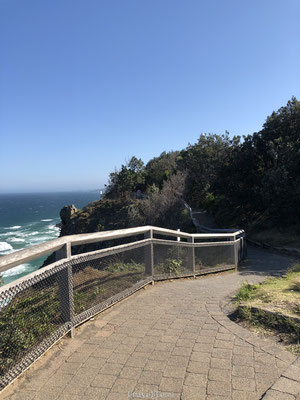 Hike naar Cape Byron