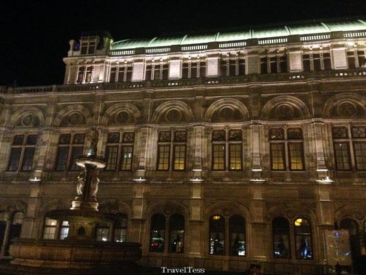 Wiener Staatsoperagebouw