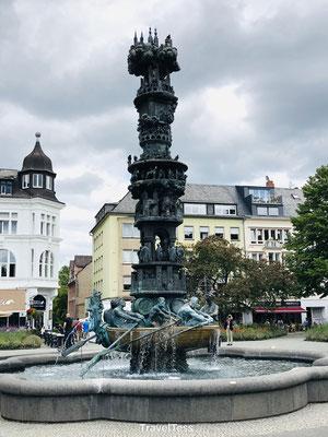 Geschiedeniszuil Koblenz