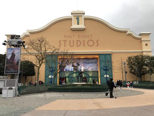 Walt Disney Studios Disneyland Parijs entree