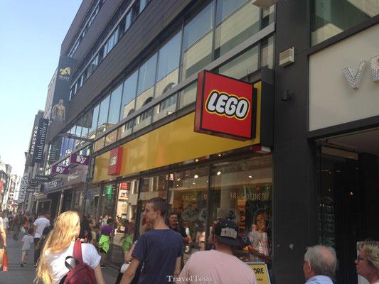 Lego winkel in Keulen