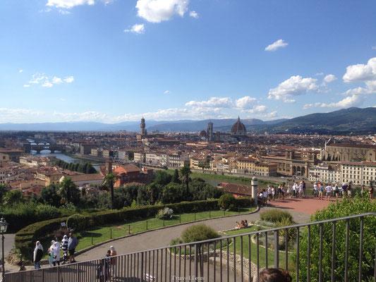 De mooiste plek in Florence