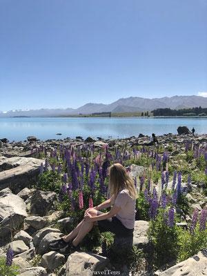 Lake Tekapo fotosessie