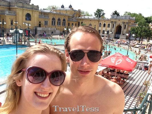 Badhuis Boedapest bezoeken
