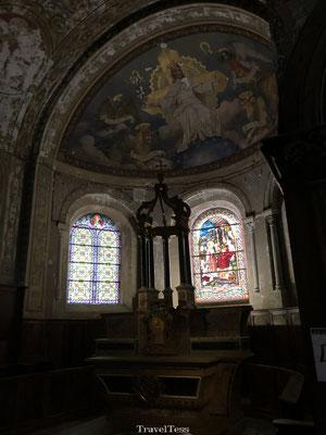 Middeleeuws kerkje Grenoble