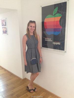 Apple Museum Praag bezoeken
