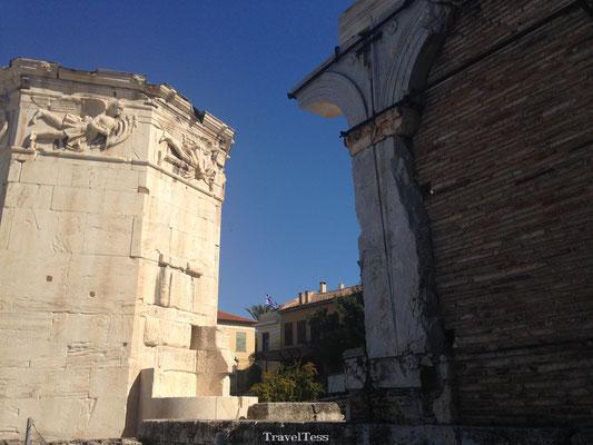 Romeinse Agora Athene