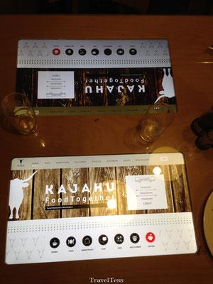 Digitaal restaurant
