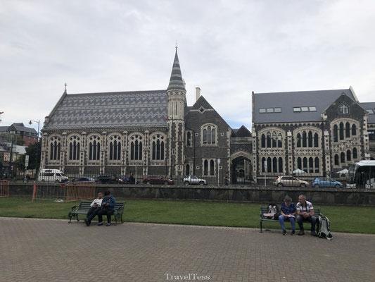 Kerk in Christchurch