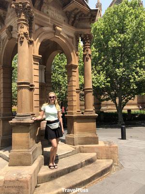 Straatbeeld Sydney