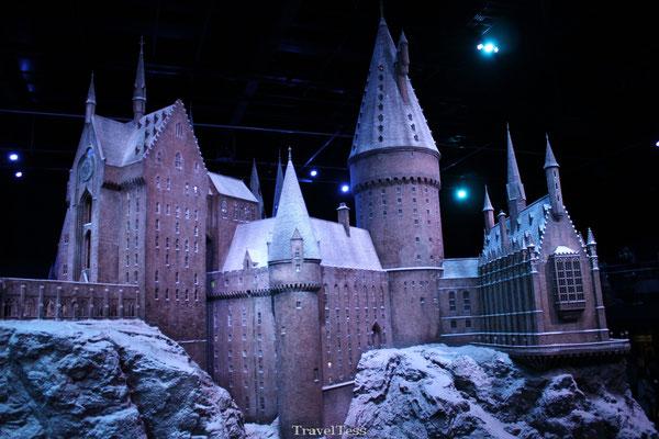 Schaalmodel Zweinstein Harry Potter Studio's