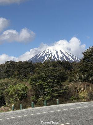 Mount Doom Tongariro National Park
