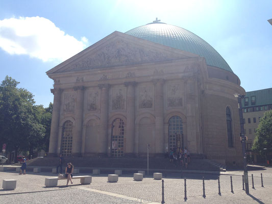 Katholieke kerk Bebelplatz