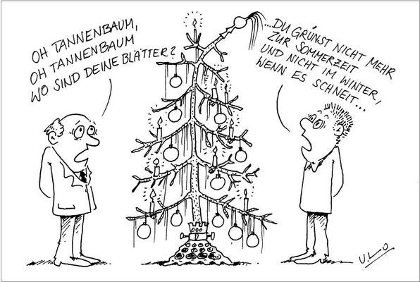 Baumsterben, Tannenbaum
