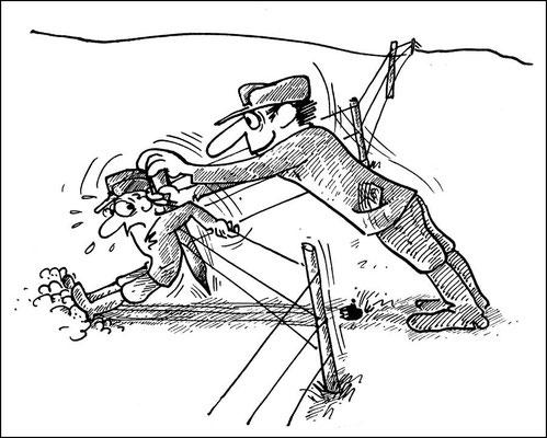 Konkurrenz beim Pachten, Land aktuell