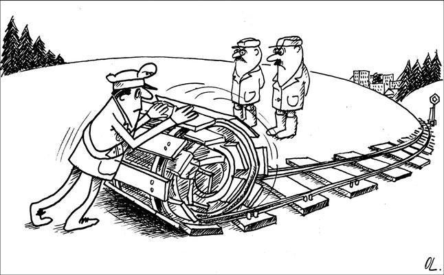 Streckenstilllegung