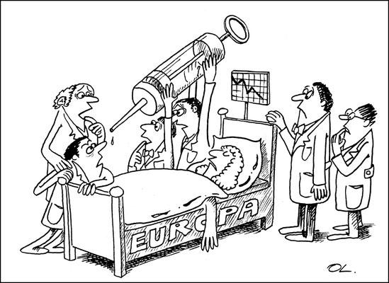 Patient Europa
