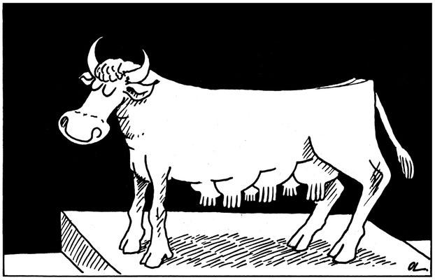 Förderung der Milchproduktion