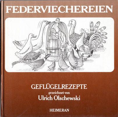 Federviechereien, Geflügelrezepte 1978
