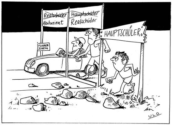 Der freie und der steinige Weg in der Schulentwicklung