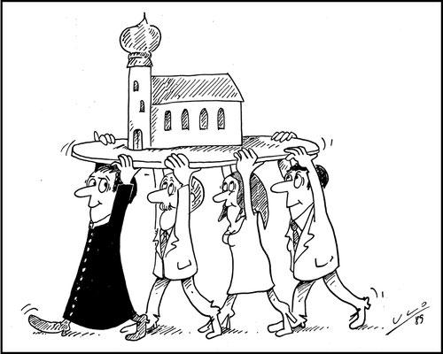 Piester und Gemeinde