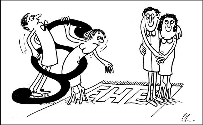 Die Ehe: Bindung oder Bund