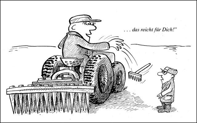 Nebenerwerbsbauer, Land aktuell