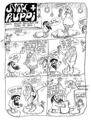 Studenten-Party bei Nic und Ruppi, 1968