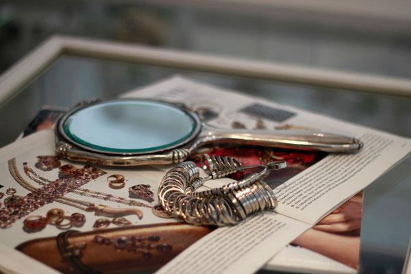 Ladenlokal von Juwelier Felten