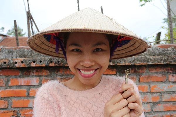 Esperanza in Hanoi