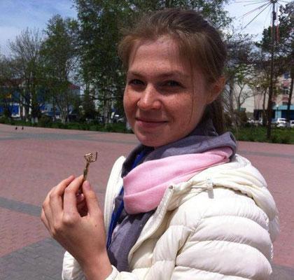 Kriztina & Esperanza in Juzno Sachalinsk