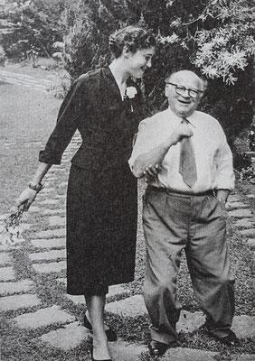 Frederica mit Fritz Steisslinger