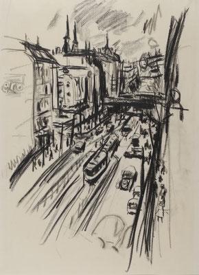 Kantstraße in Berlin (1929-1931)