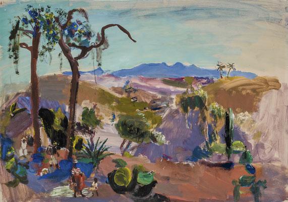 Brasilianische Landschaft (1934)