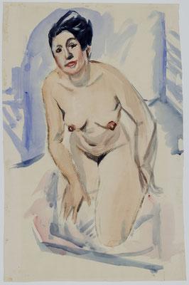 Knieender Akt (1925-1928)