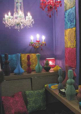 Stand Pachyderme au salon Maison et Objet - septembre 2008