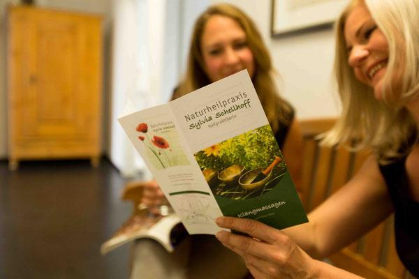 Klangschalentherapie Naturheilpraxis Silvia Schellhoff Iserlohn