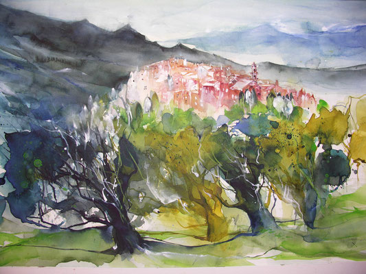 Bergdorf Monte Maggiore - Korsika