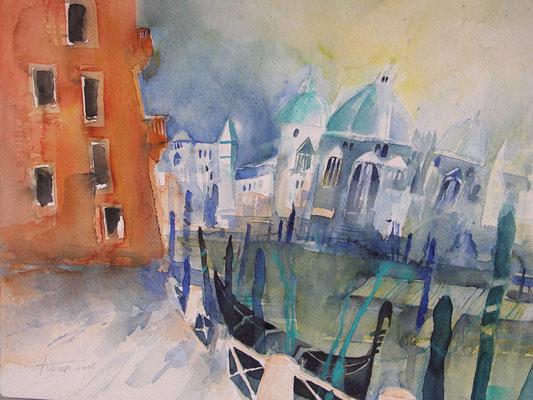 Santa Maria della Salute- Venedig