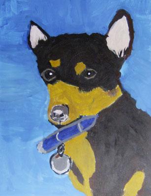 Dog, by JaKeem, age 10