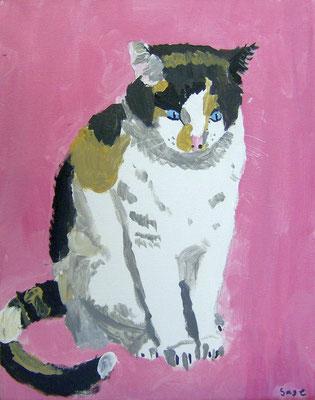 Ali, by Sage, age 8