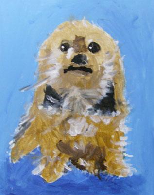 Dog, by Braylin, age 10