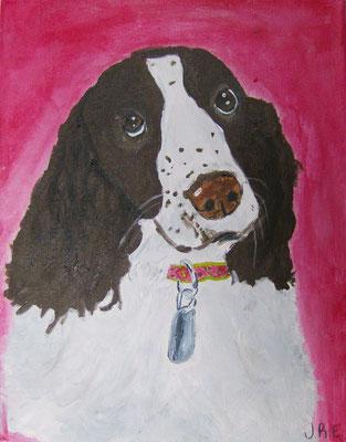 Birdie, by Jillian, age 10