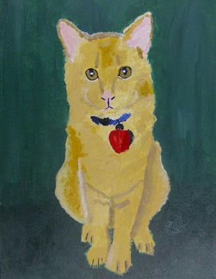 Garfield, by Stephanie