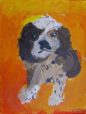 Dog, by Blake, age 10
