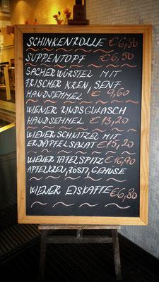 8 Essen in Wien