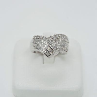 PTダイヤ  ダイヤ1.00CT リングサイズ11号